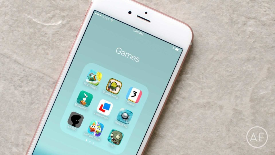 The 5 Best iPhone Games