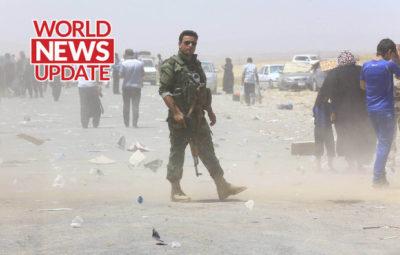 The Latest World News