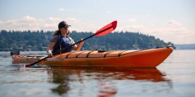 Anouk Govil: What should all kayaking beginners abide by?