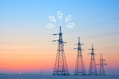 Let's Think About How Electricity Use Will Look Like Years From Now