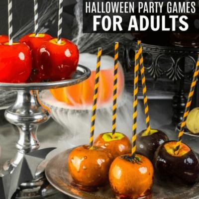 Fun Halloween Activities for Adults