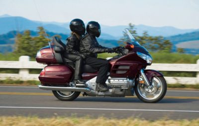 The Best Accessories For Your Honda Touring Bike