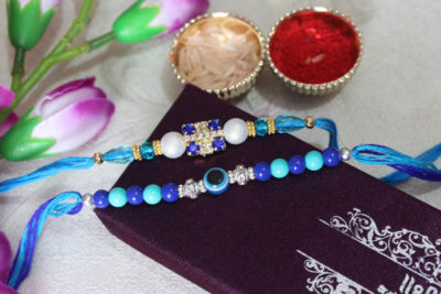 Contemporary Rakhis: A Blend of Modernity with Tradition